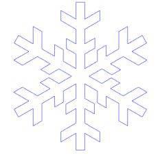 Naklejki na okno płatki śniegu śnieżynki 4 sztuki 10 cm matowe